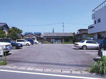 徳島 助任校区 月極駐車場